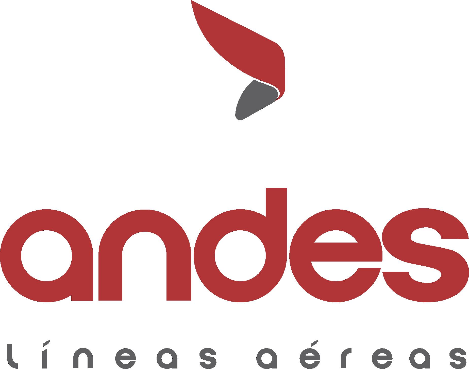 Resultado de imagen para Andes Líneas Aéreas png