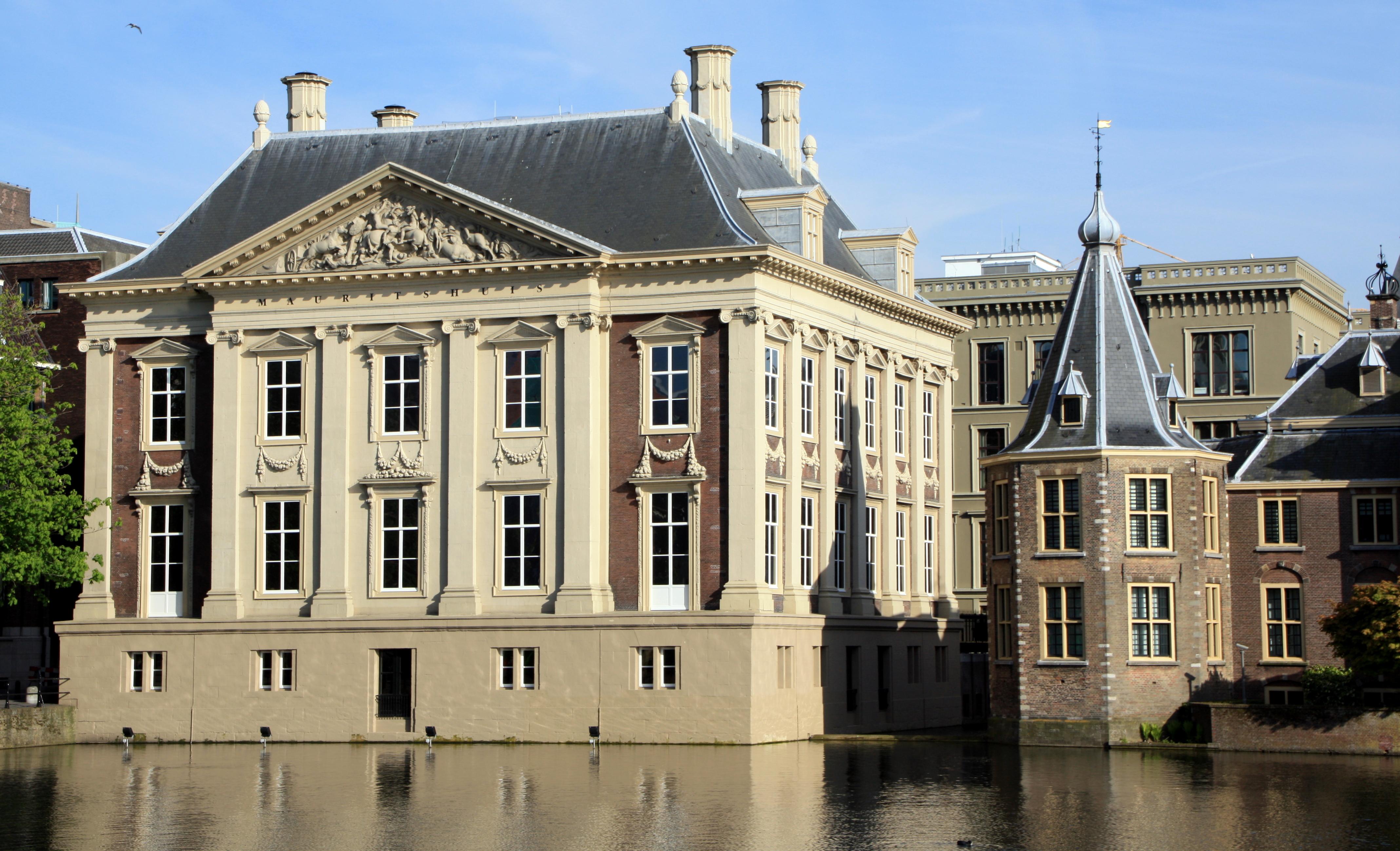 Frank Zweegers Kunst - Mauritshuis