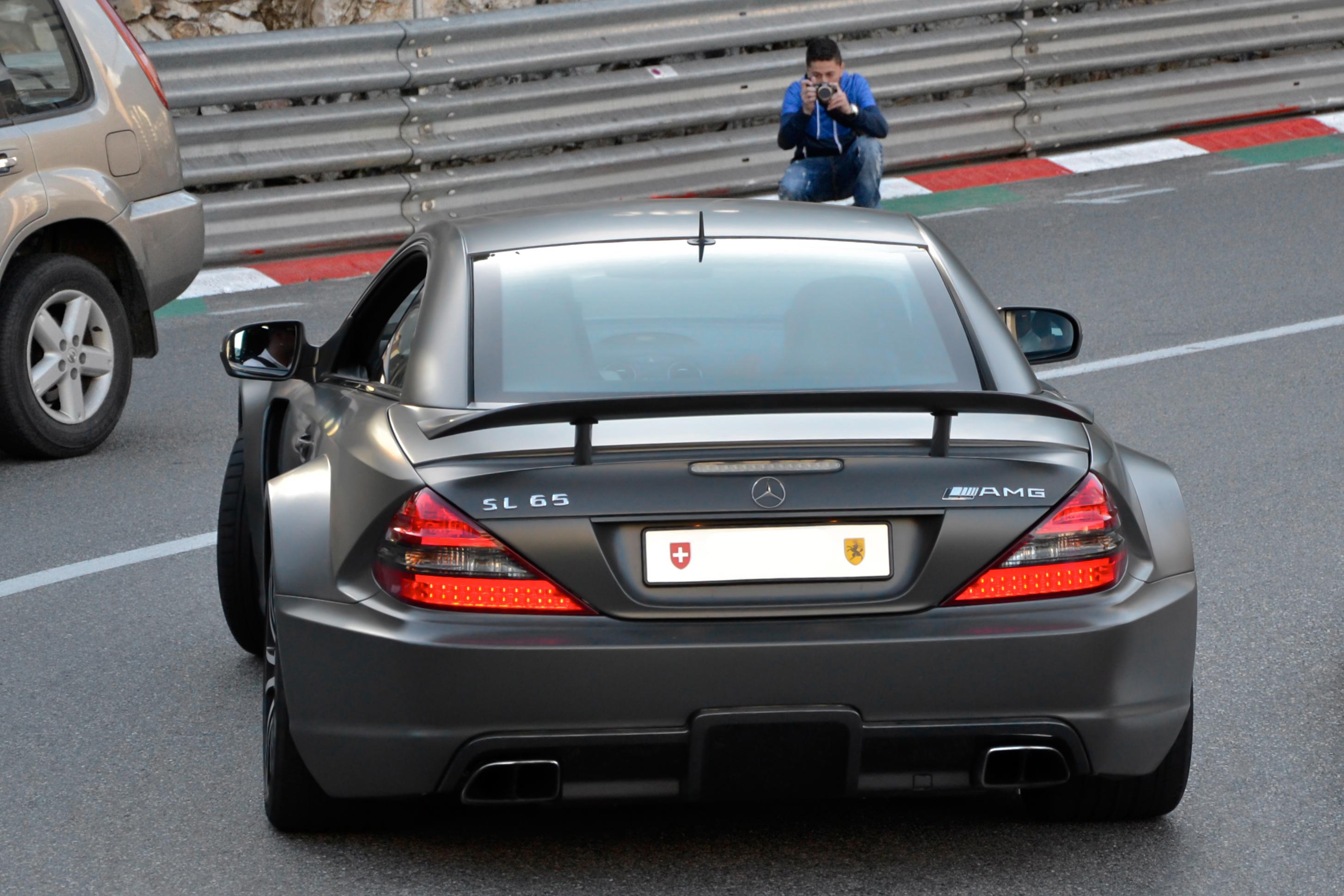 Mercedes Benz  Series Sec