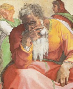 Jeremia, Prophet