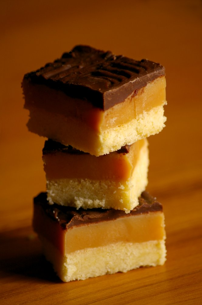 Millionaires Shortbread - Not mine unfortunately