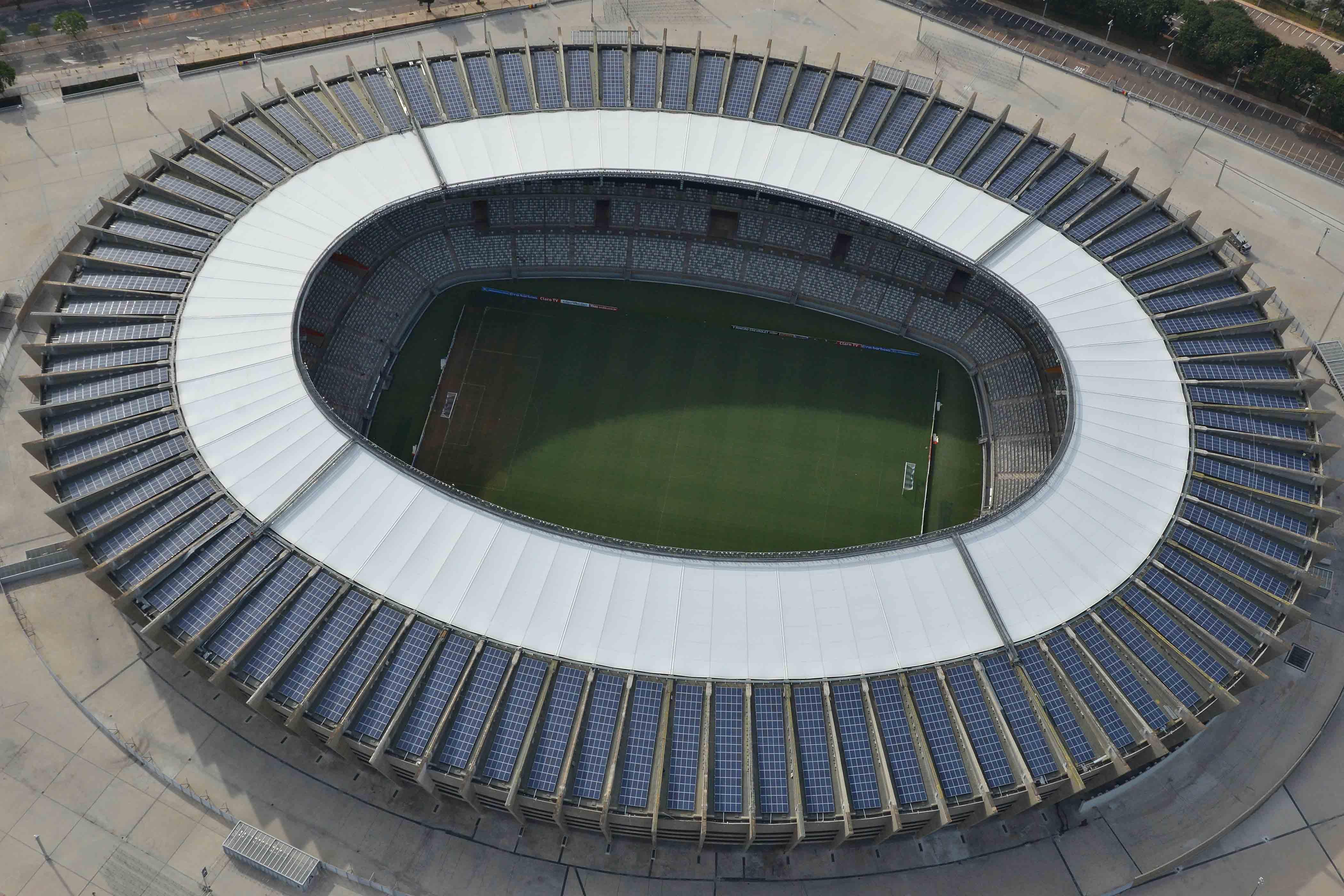 Veja o que saiu no Migalhas sobre Estádio Governador Magalhães Pinto