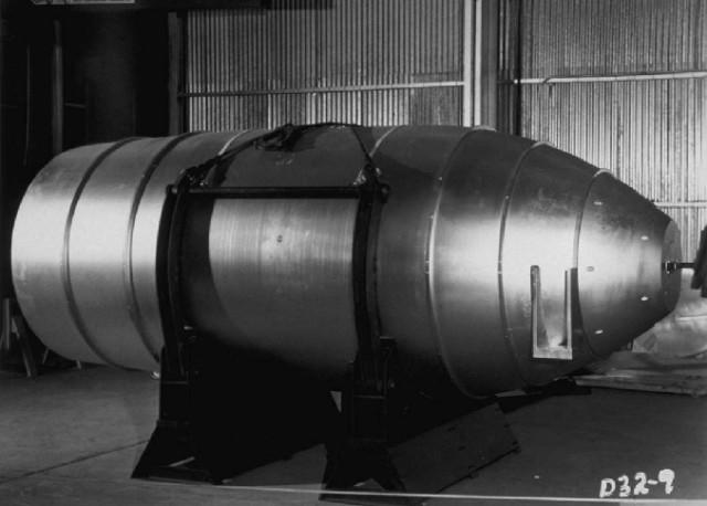 primo test nucleare sovietico