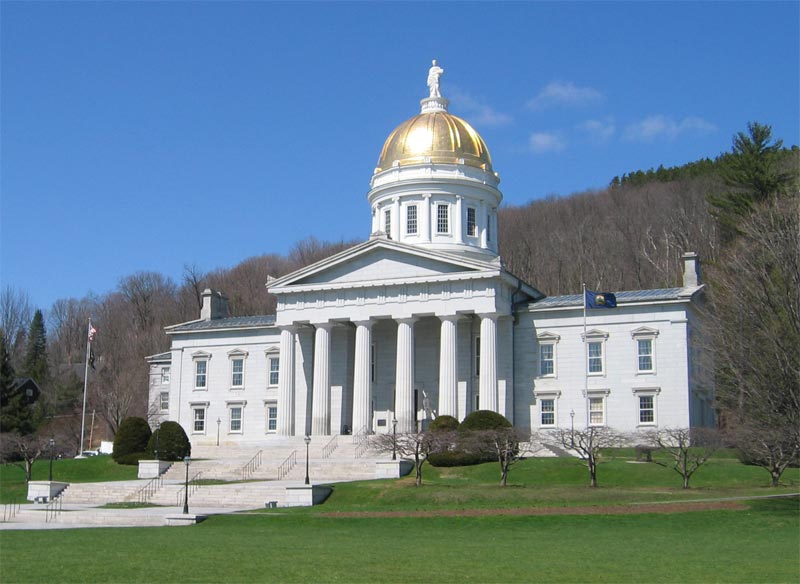 File Montpelier Vermont State House