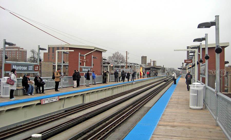 Montrose station cta brown line wikipedia sciox Gallery