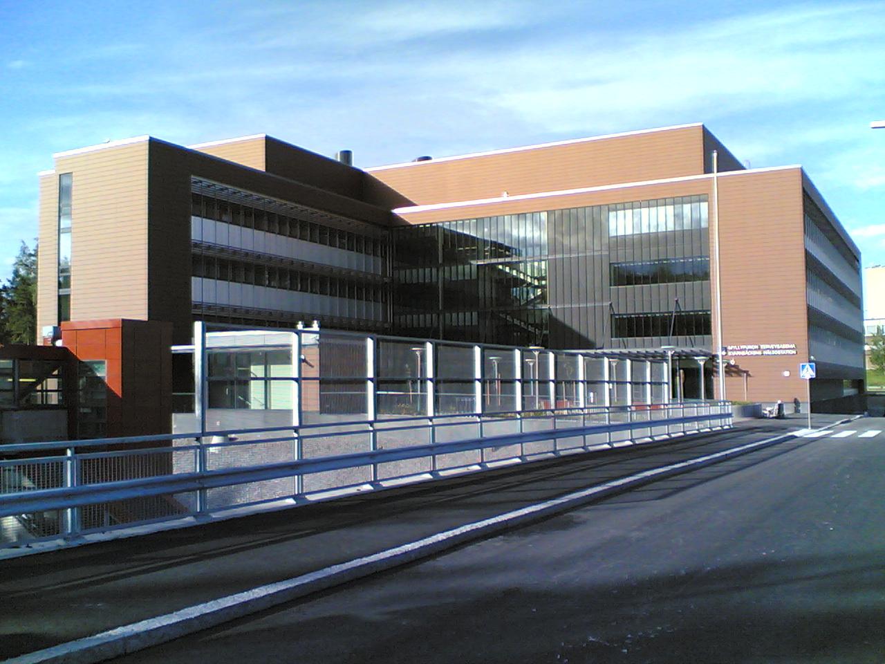 Tiedosto Myllypuro Health Centre Jauhokuja 4 Helsinki