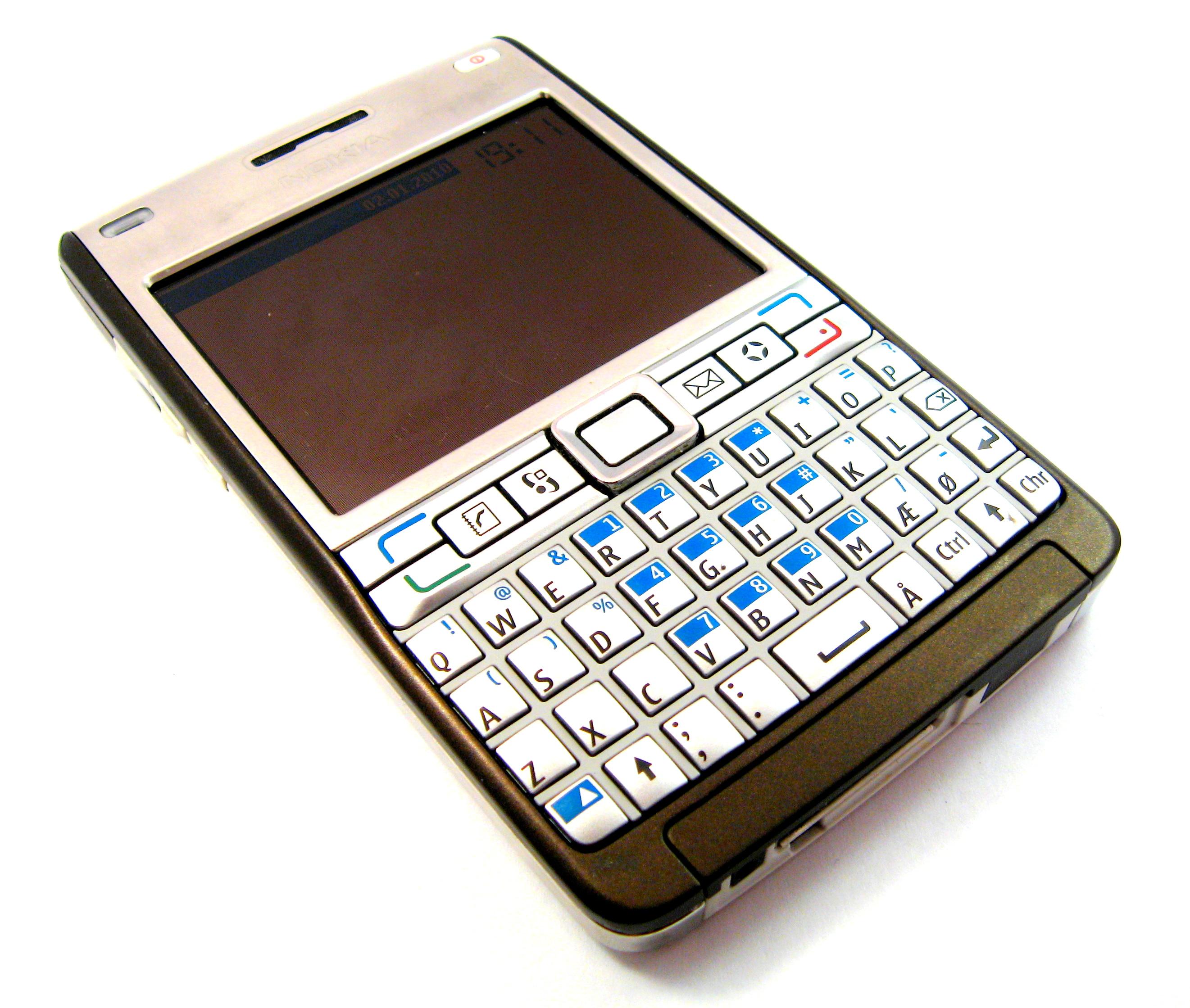 file nokia e61i med dansk tastatur ubt jpg wikimedia commons rh commons wikimedia org Nokia E63 nokia e61i manual pdf