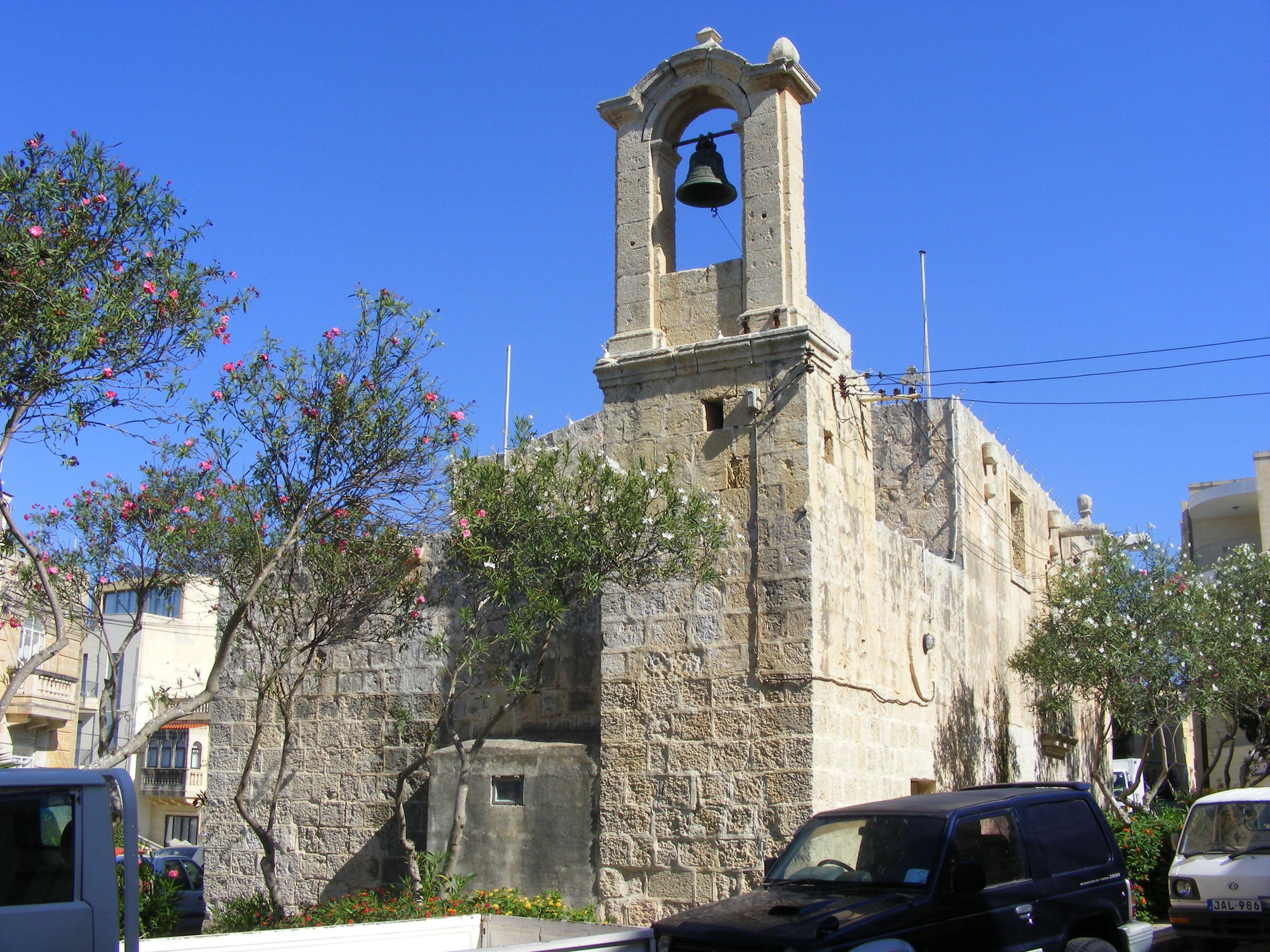 Nativity of Our Lady Church %28Ta%27 Casha%29 Rabat Malta 1
