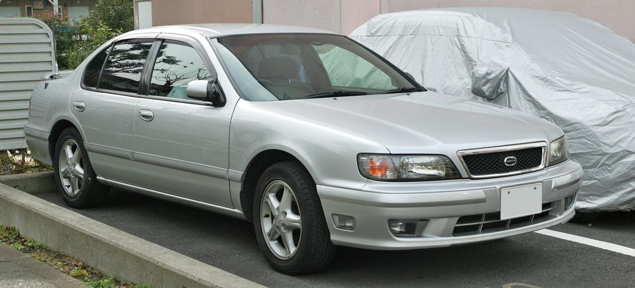 1997 Nissan Cefiro Nissan Cefiro