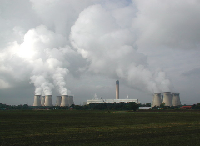 Drax Power Station - Wikipedia