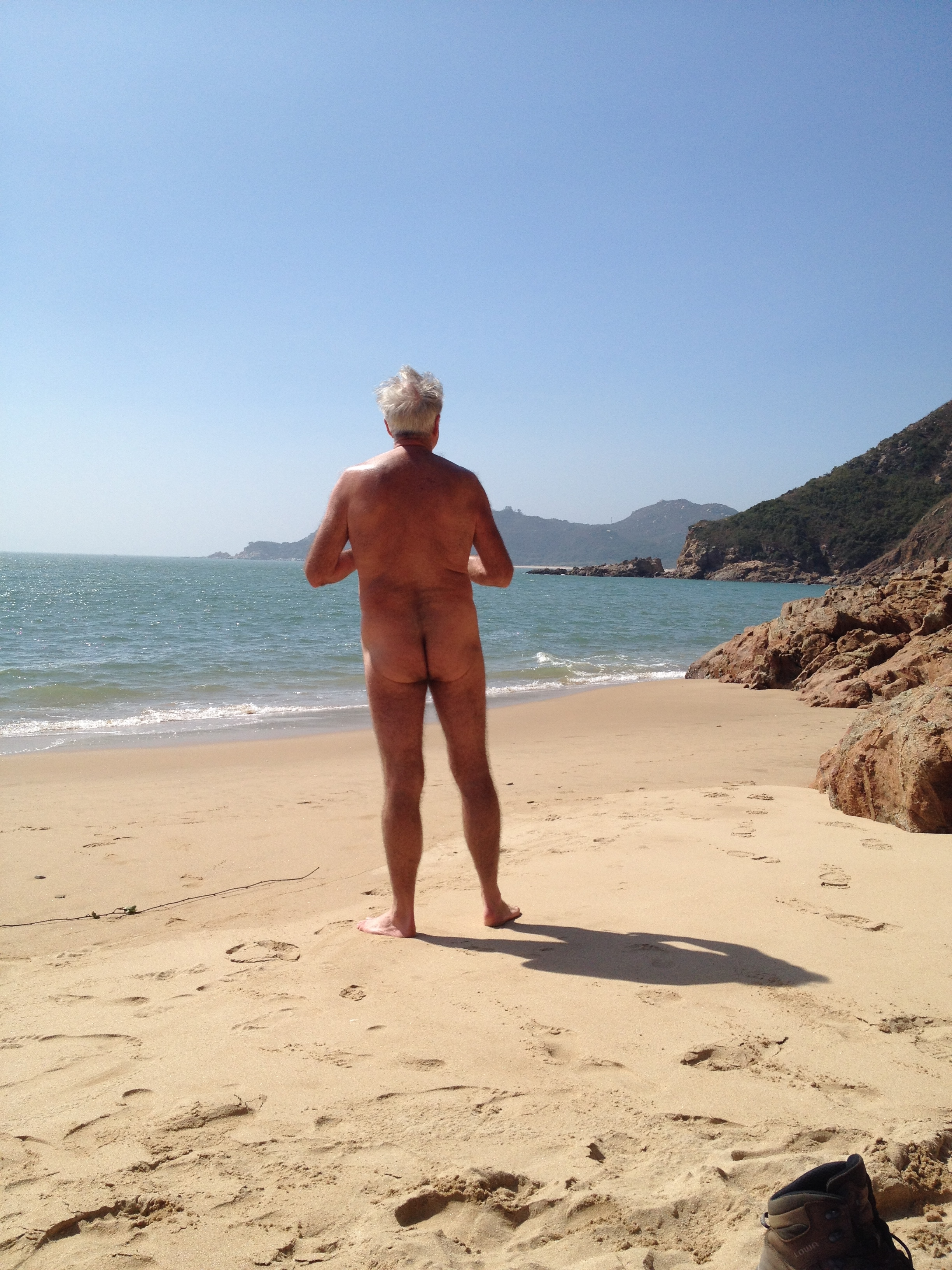 Nudist photo file sharing