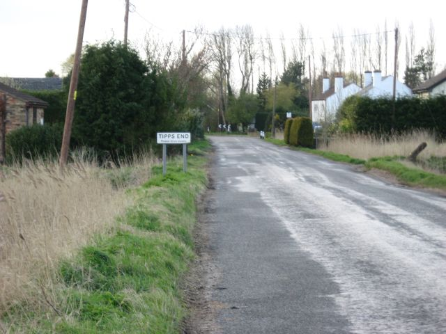 File:One village, two counties - geograph.org.uk - 757663.jpg
