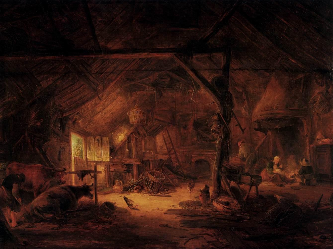 The Barn Family Restaurant Nj