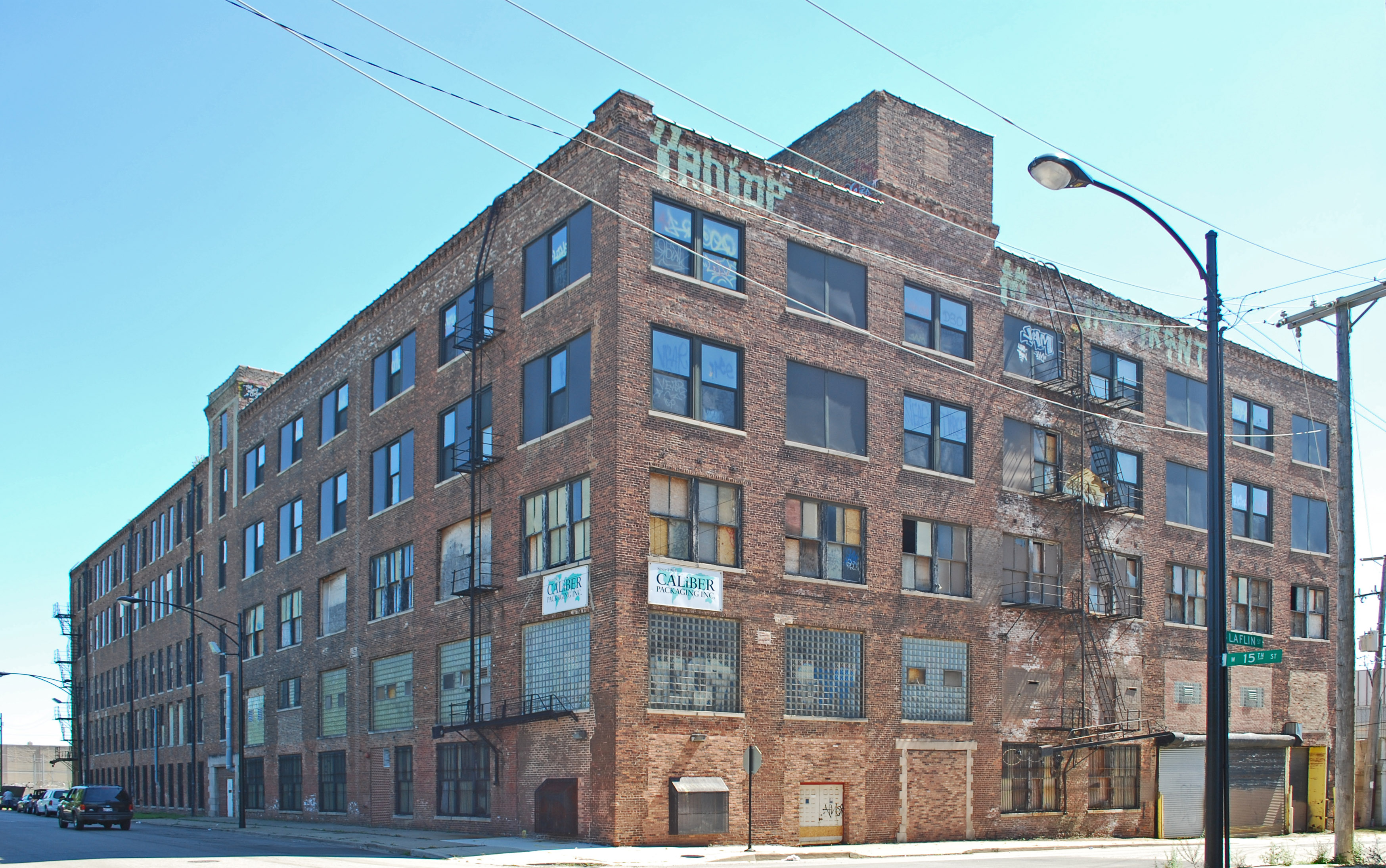 File:Otis Elevator Company Factory Building Chicago IL.jpg ...