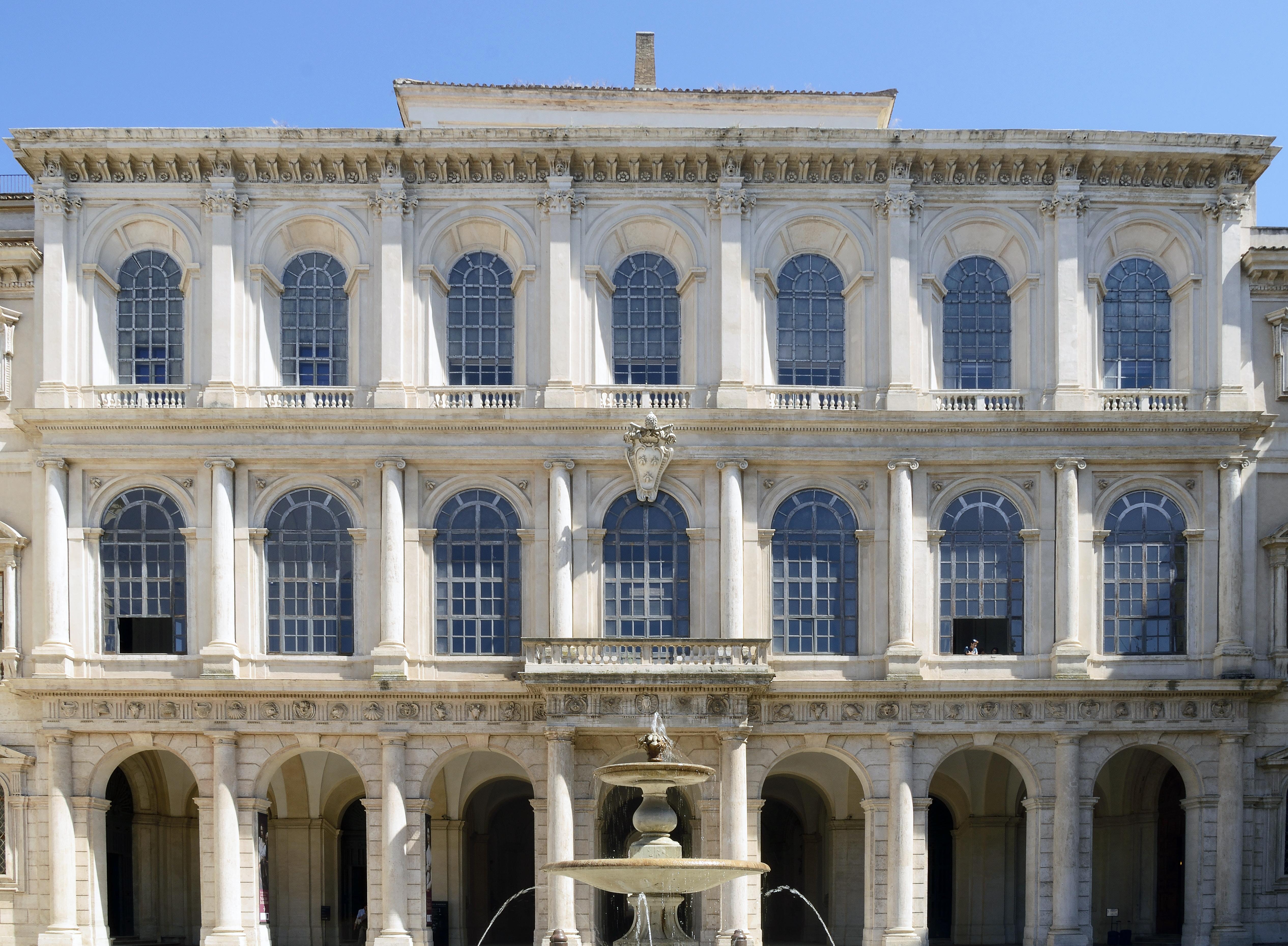 Картинки палаццо барберини