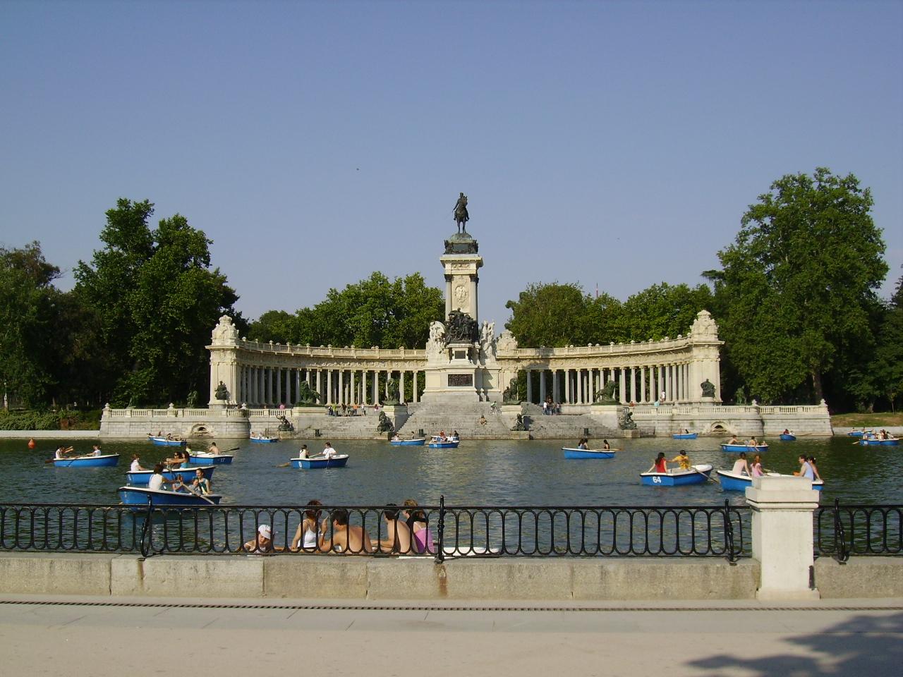 Depiction of Parque