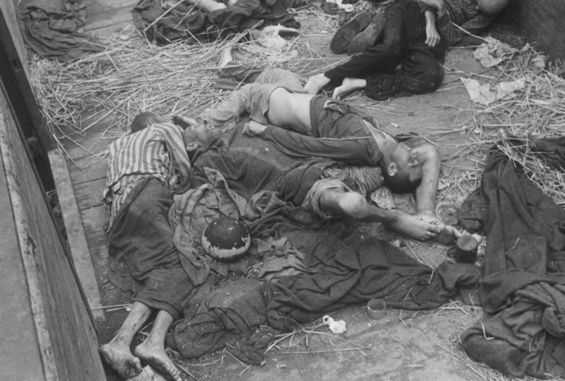 Paul Averitt - Dachau 7