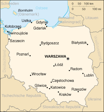 Polen PL: Polnische Diakonie half den Menschen durch die Kälte