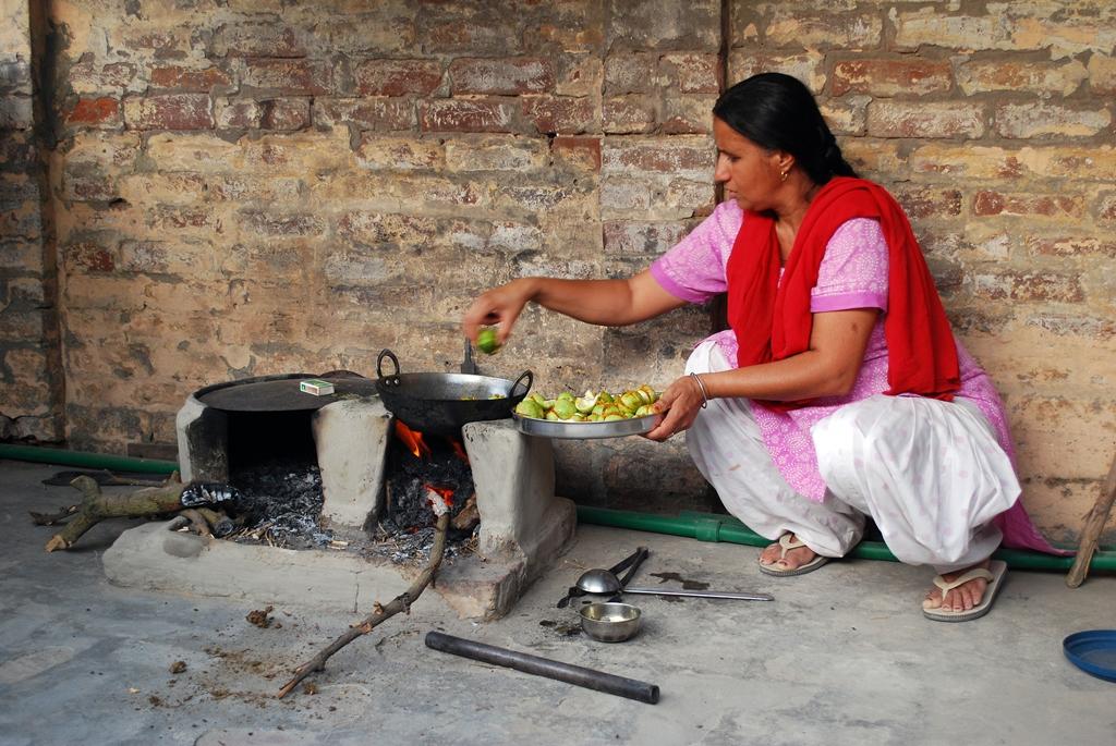 Kerala Kitchen Work Area Design