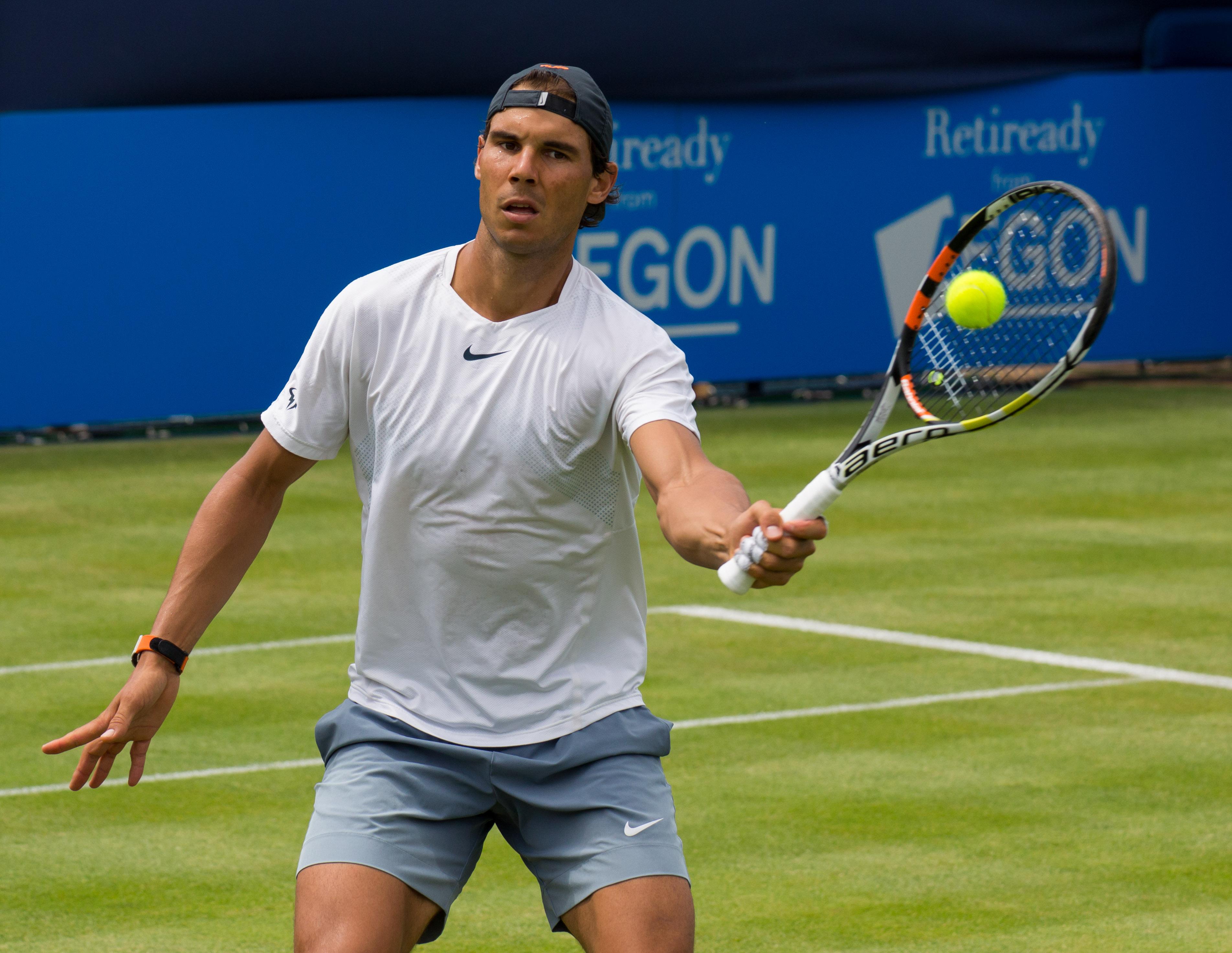 Nadal Wikipedia: File:Rafael Nadal 7, Aegon Championships, London, UK