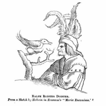 ralph roister doister Tudor musical theater: the sounds of religious change in ralph roister doister katherine steele brokaw, university of california-merced kbrokaw@ucmercededu.