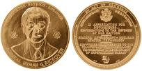 Rickover Congressional Gold Medal