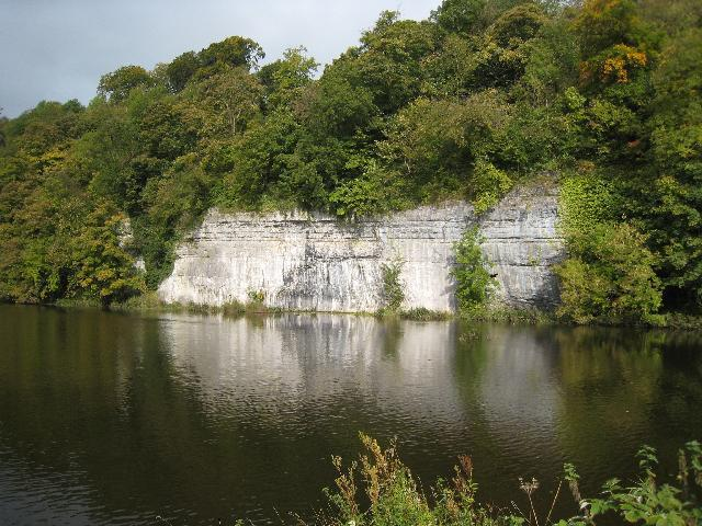 River Wye at Cressbrook - geograph.org.uk - 1081575
