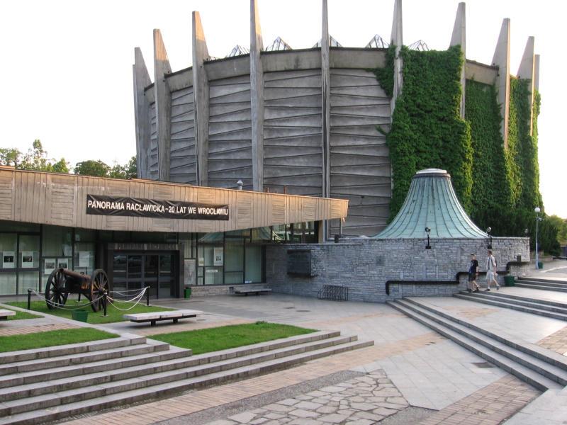 Panorama Racławicka, fot. Wikipedia