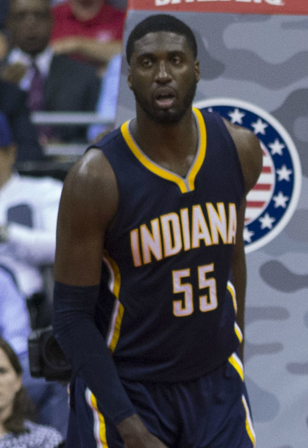 Roy Hibbert - Wikipedia