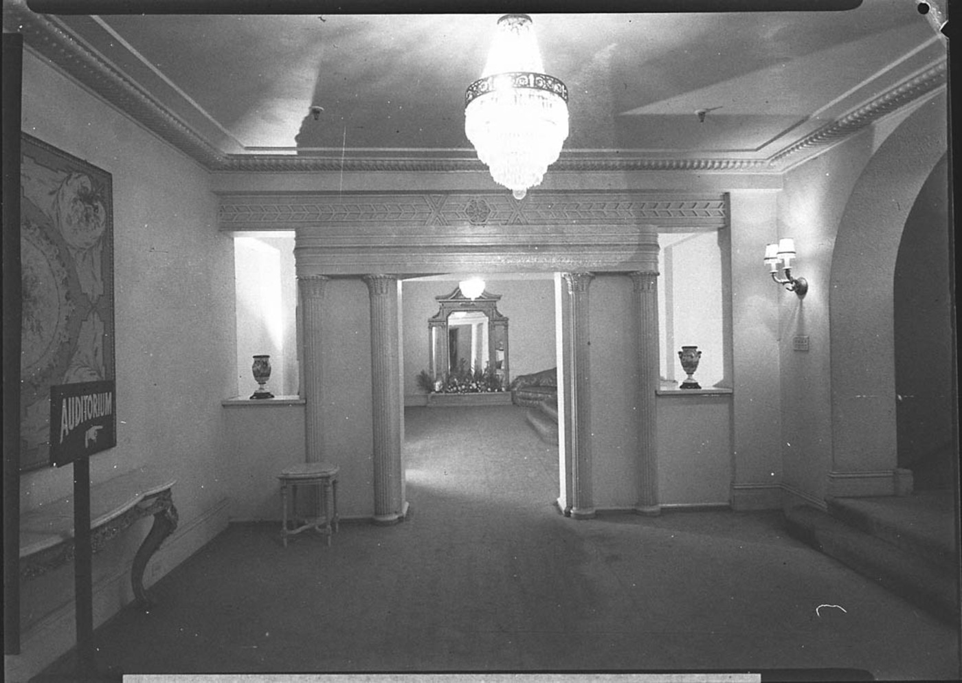 Office Entrance Foyer : File slnsw the entrance foyer uws new radio theatre