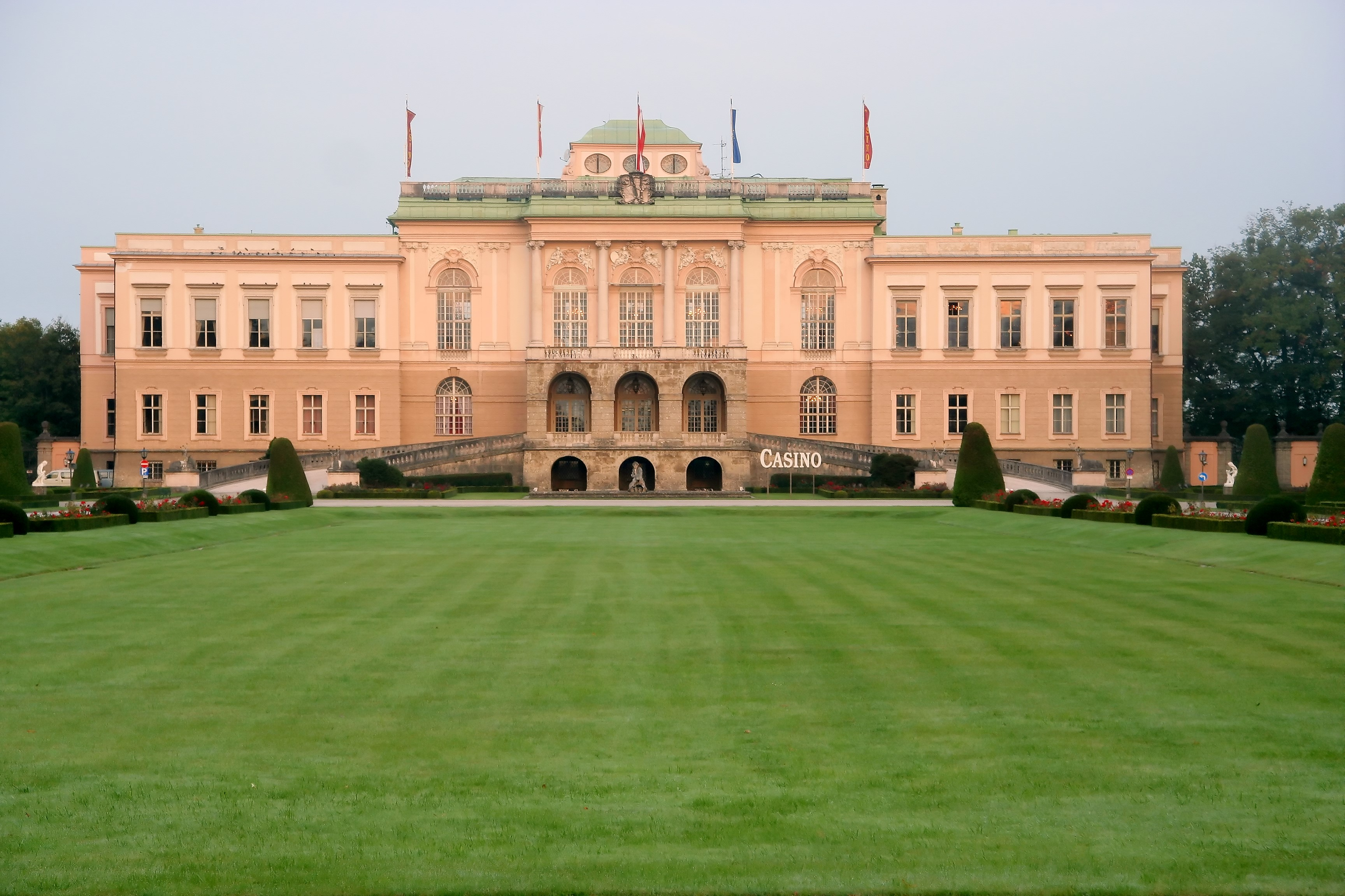 casino salzburg kleßheim