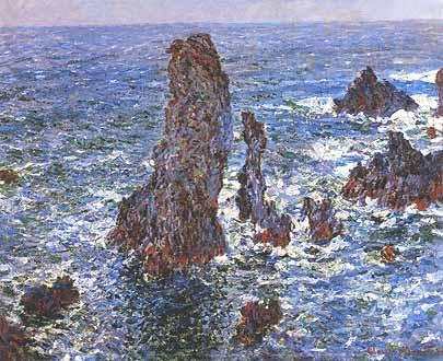Belle-Île Rocks