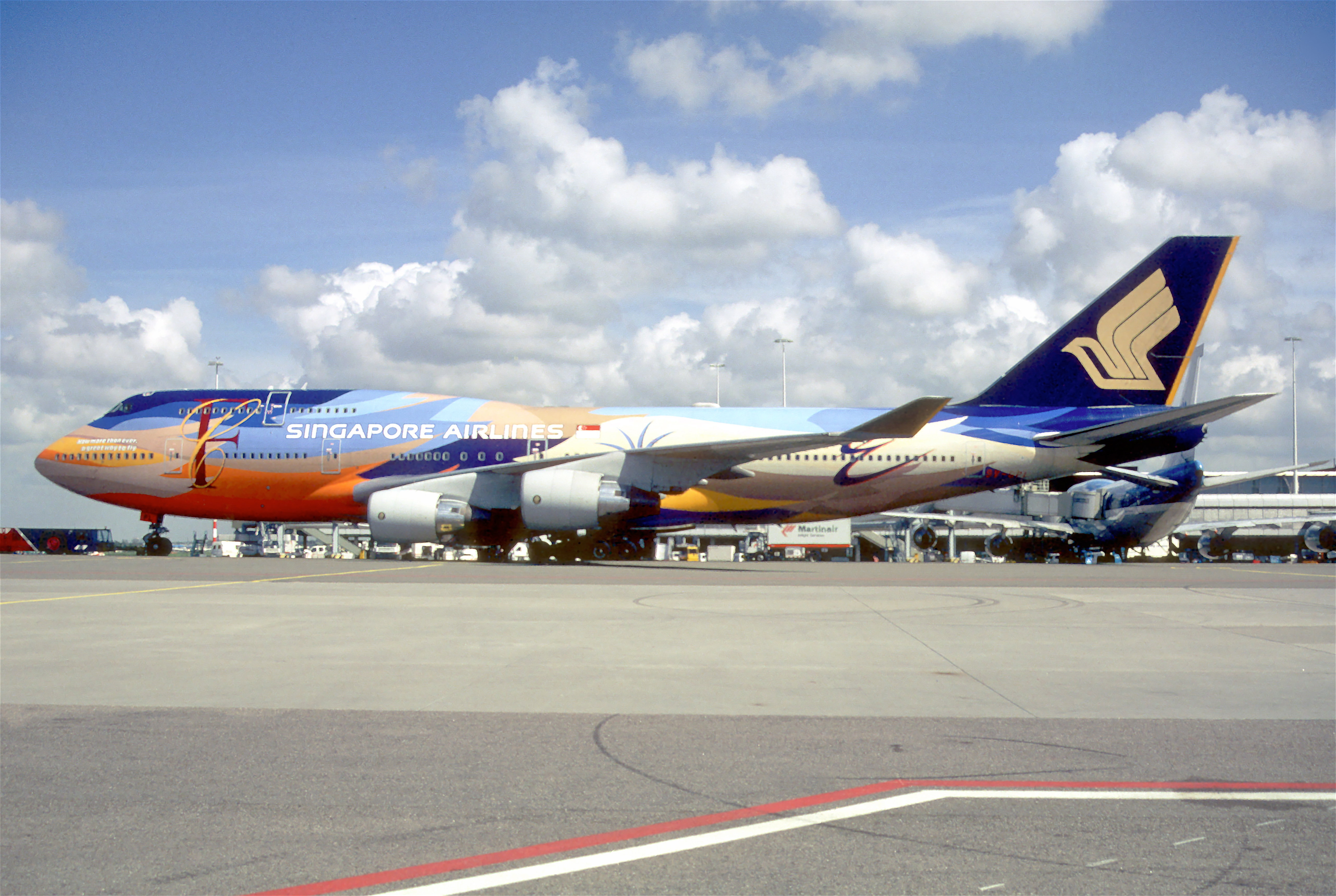 Boeing 747  Virginia Tech