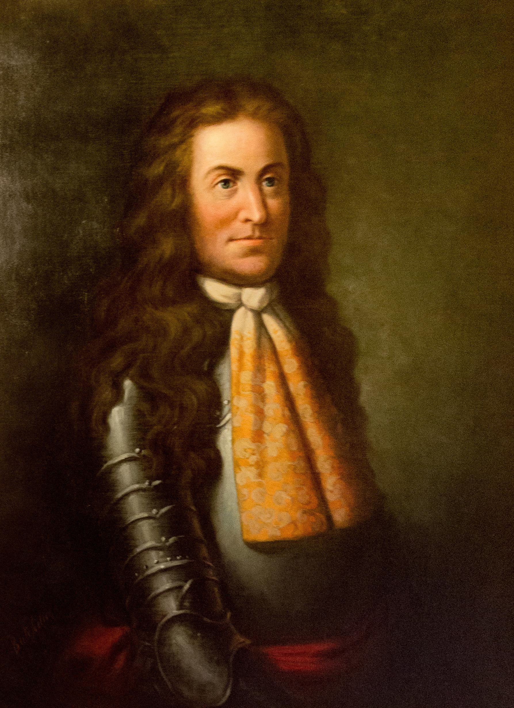 Rhode Island Edmund Jordan Born