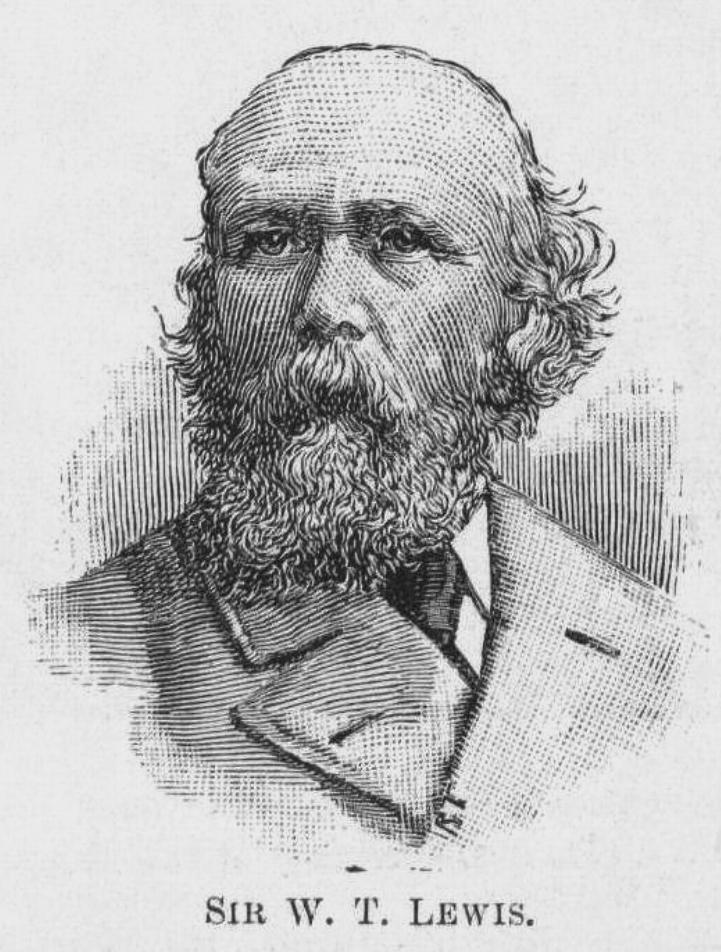 William Lewis 1st Baron Merthyr Wikipedia