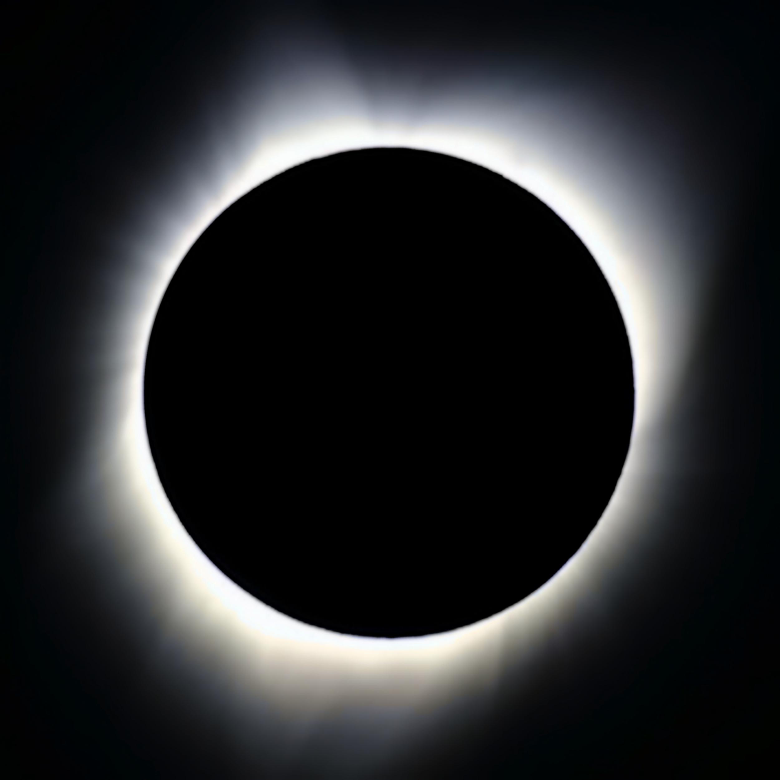 August  Eclipse Long Beach