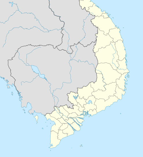 FileSouth Vietnam location mappng Wikimedia Commons