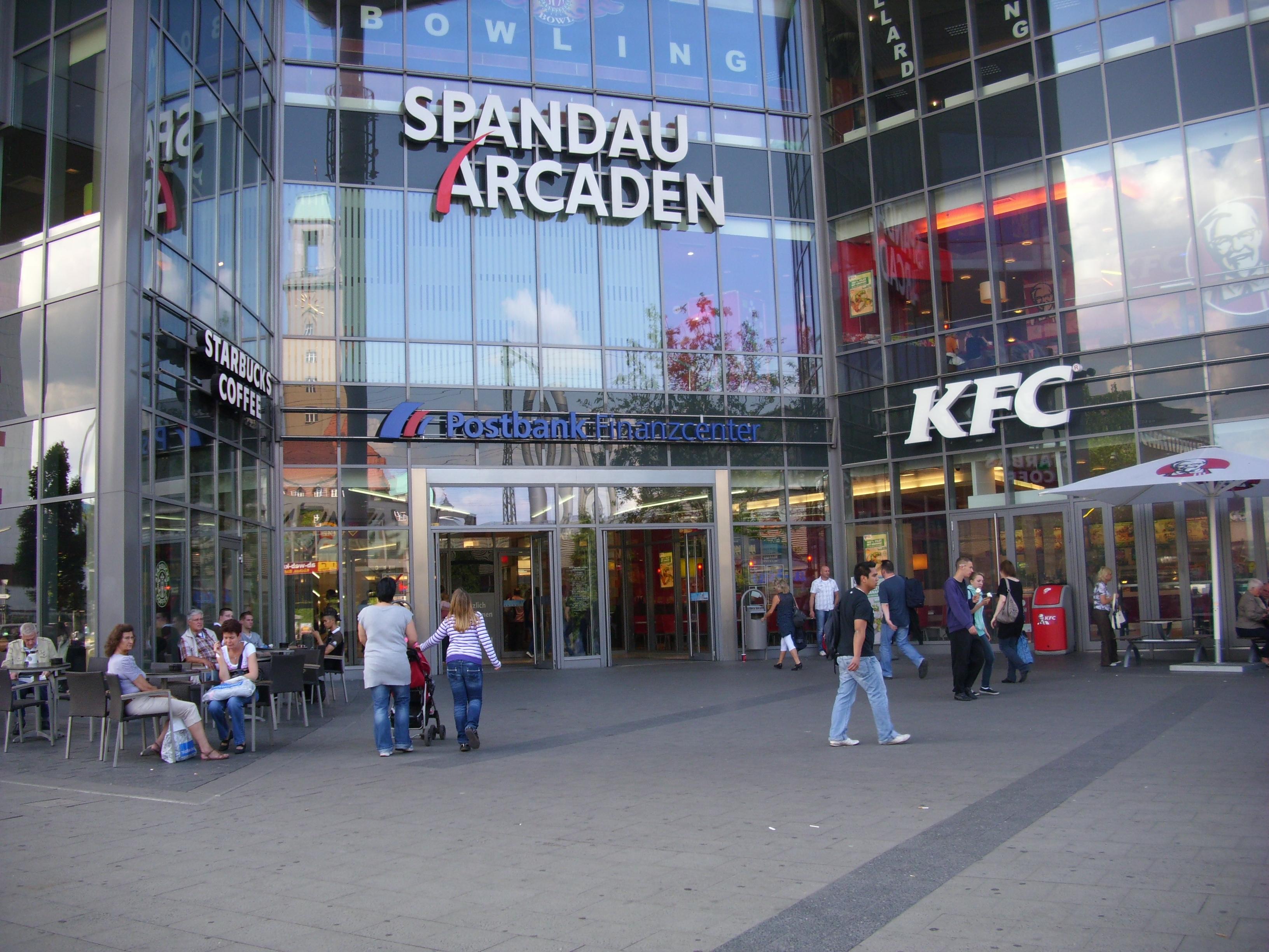 Spandauer Arcaden Läden : file spandau arcaden jpg wikimedia commons ~ Watch28wear.com Haus und Dekorationen