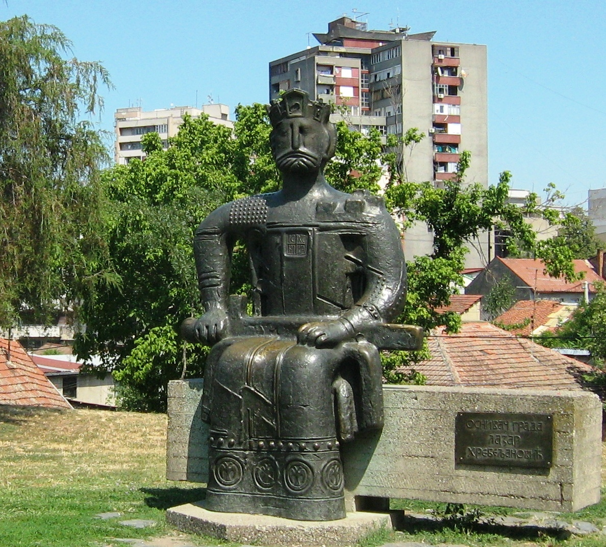 File Spomenik Caru Lazaru Panoramio Jpg Wikimedia Commons