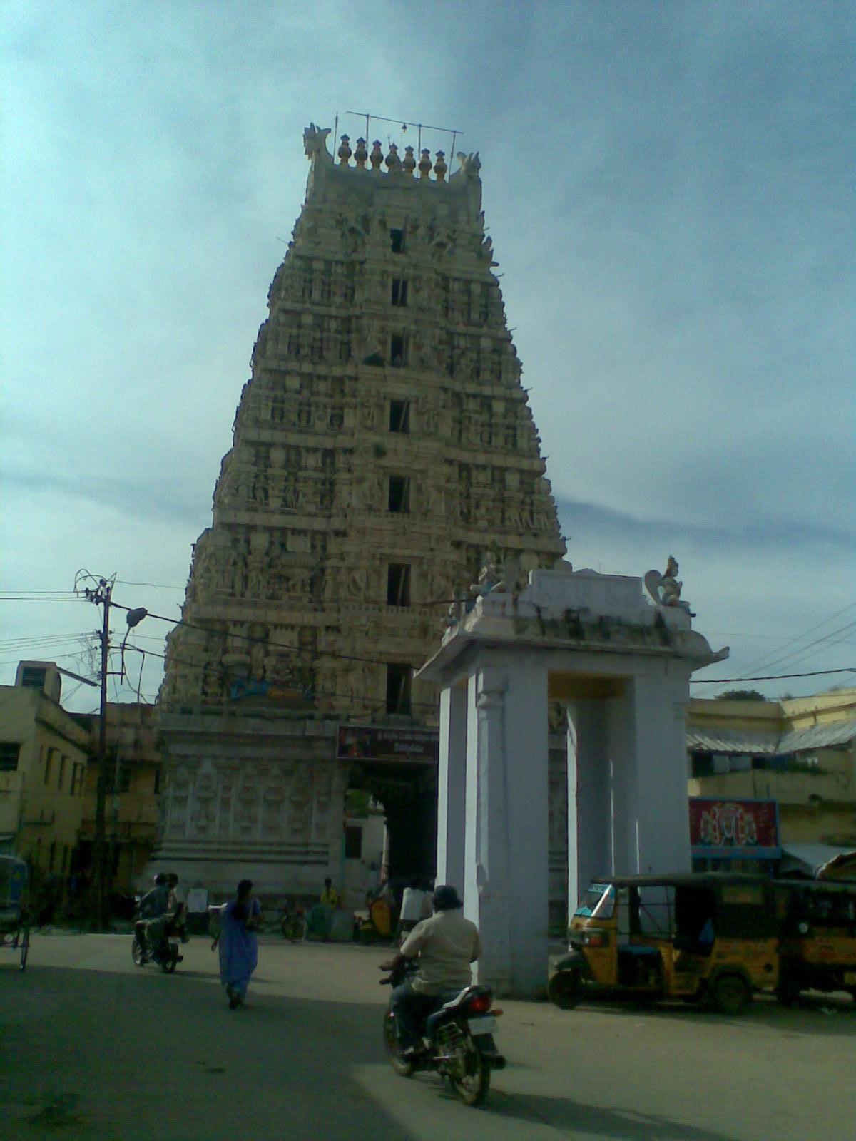 Temple Nellore Temple in Nellore