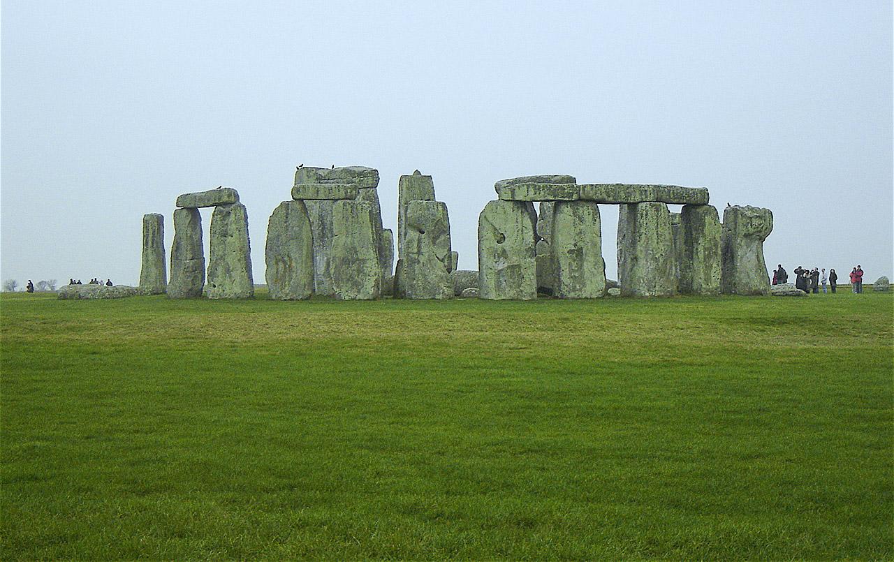 stonehenge moonlight - HD1280×960