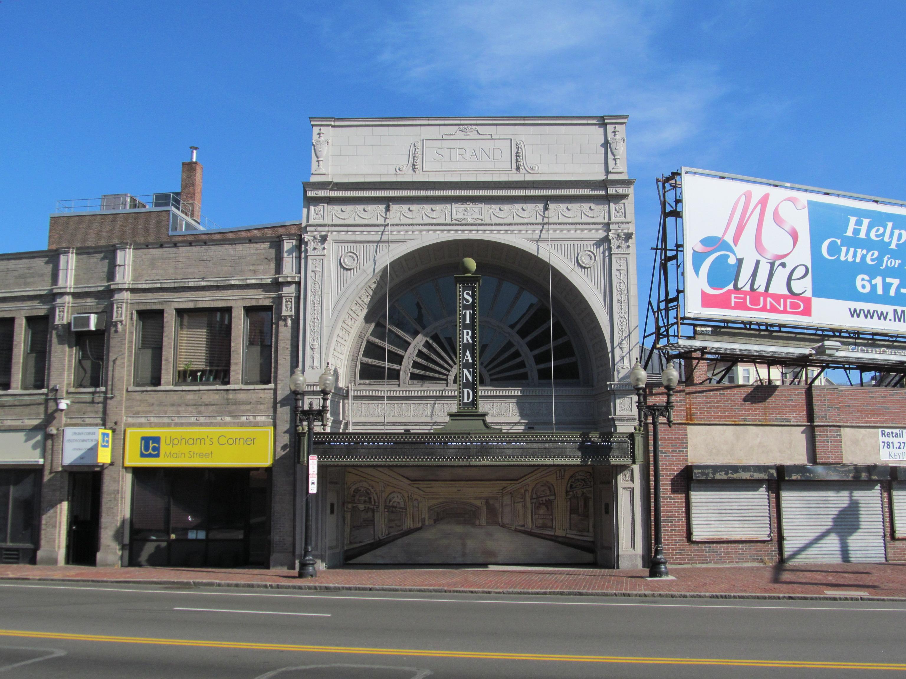theatre in massachusetts