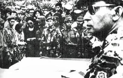 Suharto Genocide