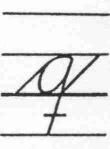 sv cursive small letter qjpg