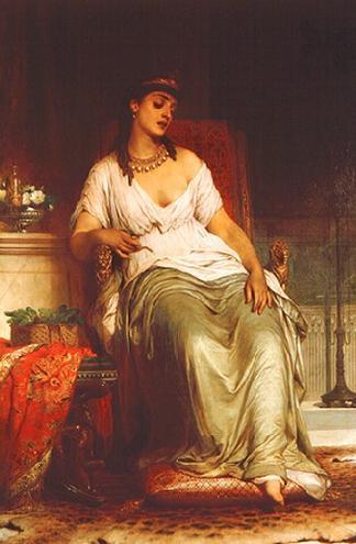English: Cleopatra