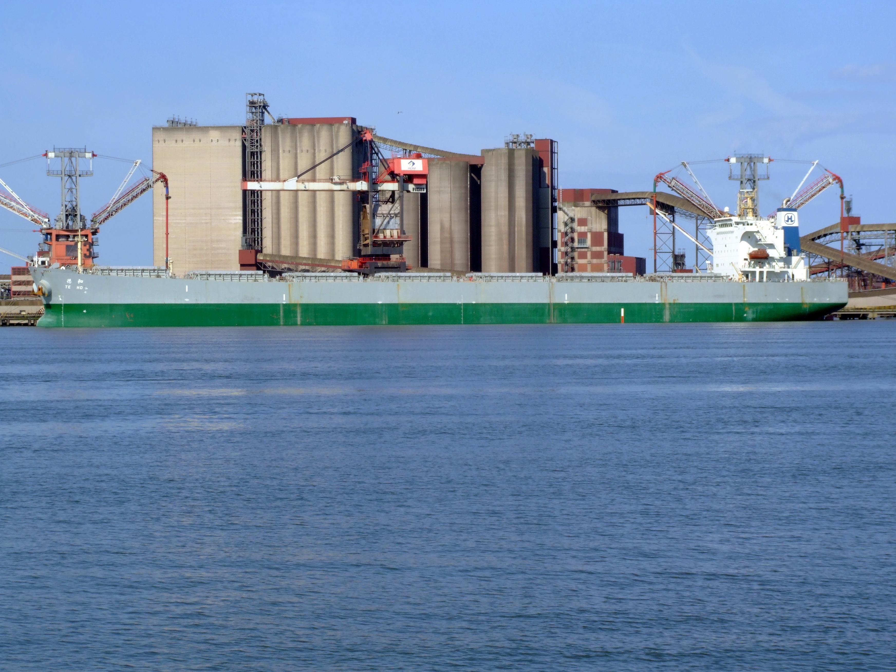 File:Te Ho (IMO 9290701) p1, Port of Rotterdam, Holland 08