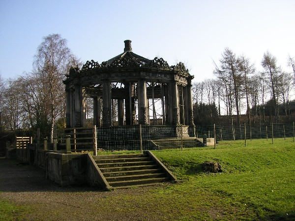The Conservatory, Dalkeith country park - geograph.org.uk - 690132