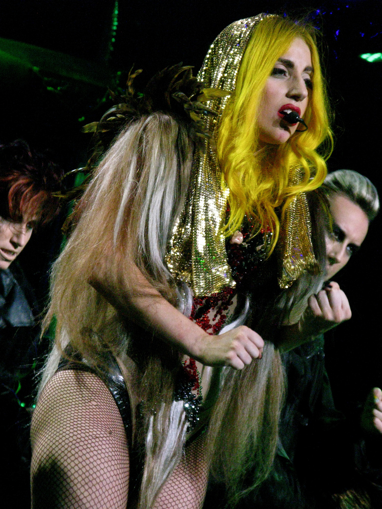 Lady Gaga Tour Wiki