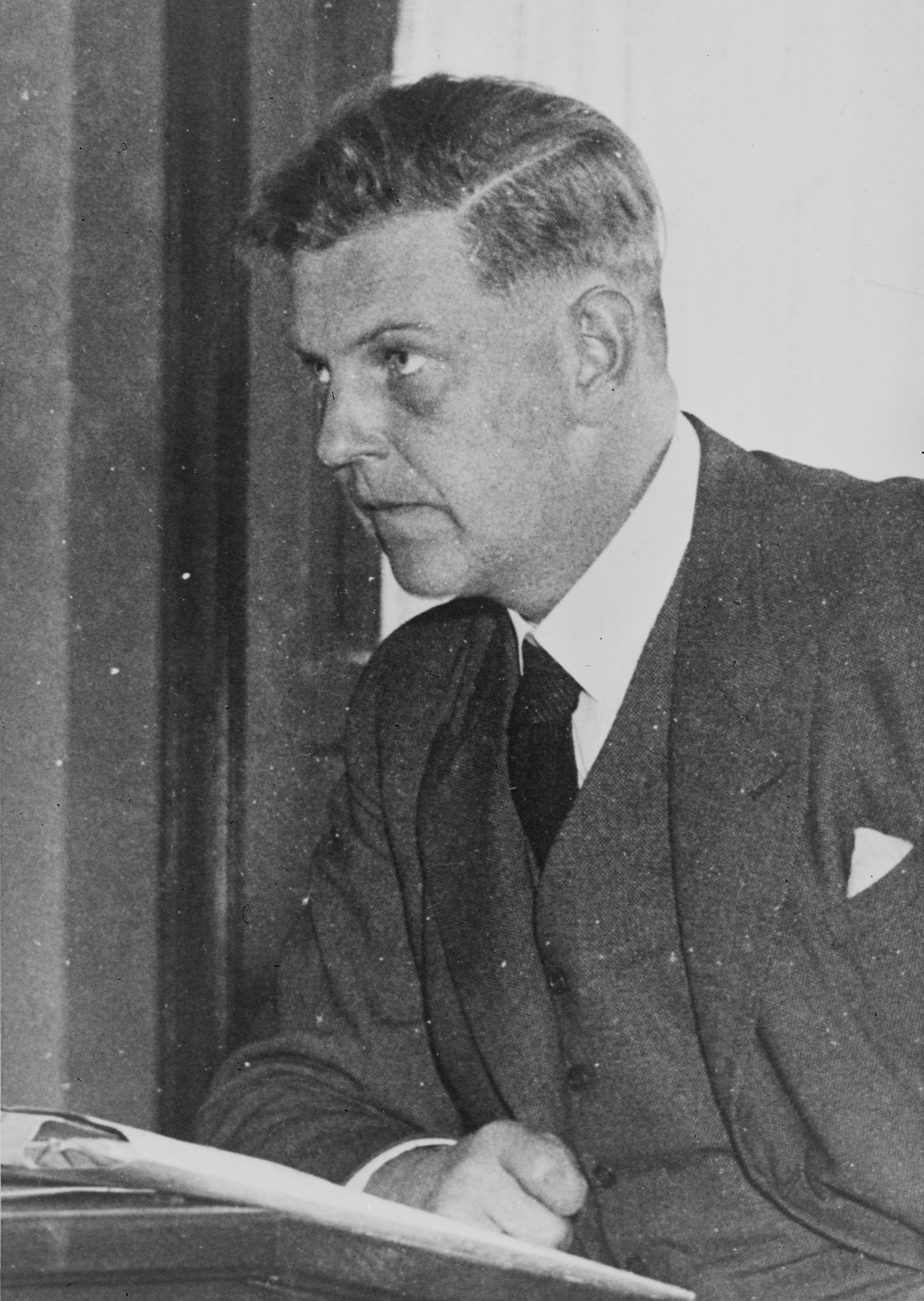 image of Thomas Bonnevie