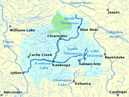FileThompsonRiverBritishColumbia Locationpng  Wikimedia